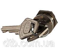 Замок розблокування Nice CM-B. 1630 з ключами