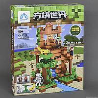 "Minecraft. ""Башня над рекой"", фото 1"