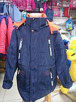 Куртка весенняя для мальчика 9-15 лет, фото 1