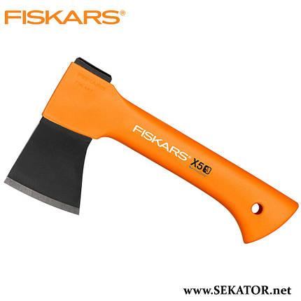 Сокира Fiskars X5 для кемпінгу, фото 2