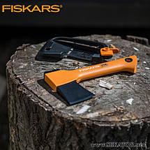 Сокира для кемпінгу Fiskars X5 (Фінляднія), фото 3