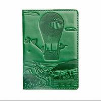 Обложка на паспорт из натуральной кожи