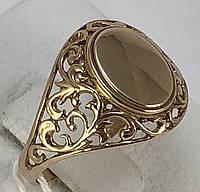 Кольцо золотое 583 пробы СССР