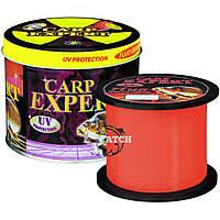 Леска карповая Energofish Carp Expert UV Fluo Orange 1000м