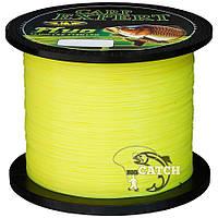 Леска Energofish Carp Expert UV Fluo Yellow 1000м
