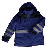 Куртка зимняя рабочая утепленная комбинированная улучшенная
