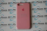 "Накладка оригинальная ""Apple Silicone Case"" для iPhone 7 Plus / 8 Plus Pink, фото 1"
