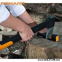 Сокира колун Fiskars X11 (Фінляндія), фото 3