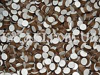 Пыжи древесноволокнистые осаленные под ПЛАСТИКОВУЮ гильзу (200 шт) 12к Новинка