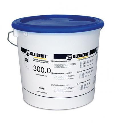 Kleiberit 300.0 клей для шпонирования и склейки массива древесины Д3/Д4 (ведро 10 кг)
