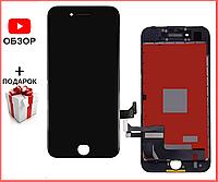 Дисплей + сенсор (модуль) iPhone 7 черный copy