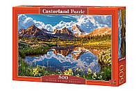 Пазлы Castorland  500шт (52417) 47*33 см (Горное озеро)