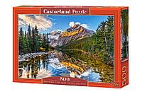 Пазлы Castorland  500шт (52455) 47*33 см (Рассвет в горах)