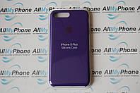 "Накладка оригинальная ""Apple Silicone Case"" для iPhone 7 Plus / 8 Plus Ultra Violet, фото 1"