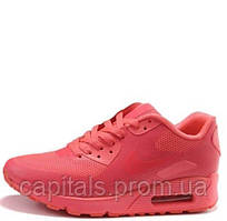 """Женские кроссовки Nike Air Max 90 Hyperfuse """"Coral"""""""
