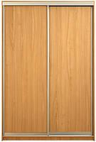 Шкаф-купе 1000х600х2400 Фасад ДСП+ДСП, фото 1
