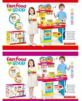 Игровой набор Магазин 668-71-72, 48 предметов