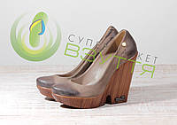 Туфли женские Guero Турция 1264 беж 33 размеры, фото 1