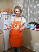 Печать на фартуках, пошив в Харькове