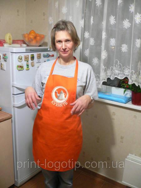 Печать на фартуках, пошив в Харькове, фото 1