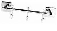 Планка с 3-мя крючками DIBANYO Bodrum 213033