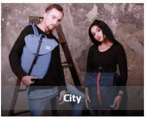 Городские рюкзаки Kite
