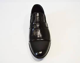 Туфли мужские кожаные классические Tapi 6076, фото 3