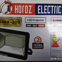"""Прожектор светодиодный """"PUMA-200"""" 200W 6400K"""