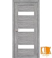 "Межкомнатная дверь коллекции ""Porto deluxe"" PD-12 (еш-вайт)"