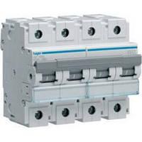 Автоматический выключатель 100 А, 4п, С, 10 kA, Hager HLF490S