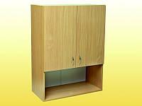 Шкаф низкий 2-дверный с нишей