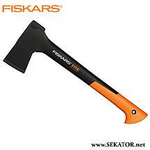 Сокира універсальна Fiskars / Фіскарс X10 (Фінляндія), фото 2