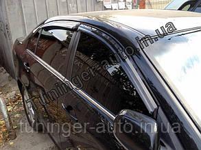 Ветровики, дефлекторы окон Chevrolet Epica 2006-2012