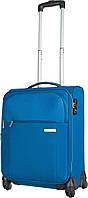 Малый чемодан на 4-х колесах Carlton X-PLUS,108J455;04 кобальт