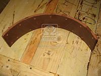 Накладка торм. ГАЗ 3307 пер. длин. сверл. (405х80х8,5) (пр-во Фритекс) 51-3502105 сверл