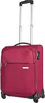 Малый чемодан на 4-х колесах Carlton X-PLUS,108J455;31 бордовый, фото 3