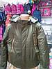 Куртка весенняя для мальчика 9-13 лет
