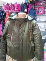 Куртка весенняя для мальчика 9-13 лет, фото 1