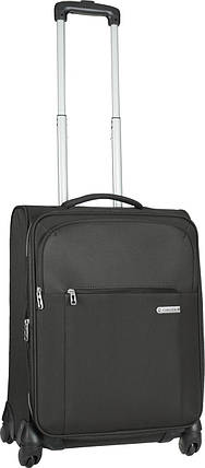 Малый чемодан на 4-х колесах Carlton X-PLUS,108J455;01 черный , фото 2