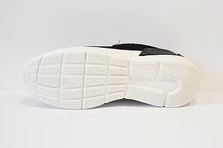 Слипоны текстильные черные Sopra 996-2, фото 2