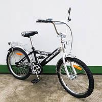 Велосипед EXPLORER 20 T-22017 black + gre