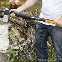 Сокира колун Fiskars X27 (Фінляндія), фото 3