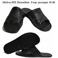 Мужские шлепанцы на тонкой подошве оптом DreamStan. 41-46рр. Модель П23