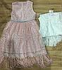 Платье на девочку оптом, F&D, 8-16 лет,  № 9488