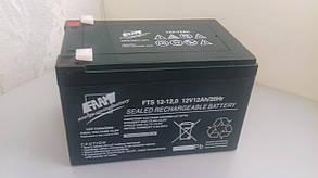 Аккумуляторная батарея FAAM FTS12-12