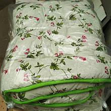 Одеяло овчина стеганное полуторное