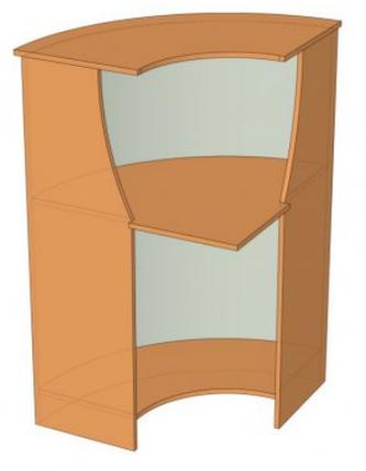 Стойка угловая О.РШ-ІК 201, фото 2