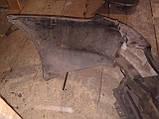 Бампер задний Mazda Xedos 6 1992-1999г.в. черный дефект, фото 3