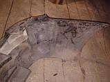 Бампер задний Mazda Xedos 6 1992-1999г.в. черный дефект, фото 2
