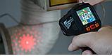 Пірометр Mestek IR01C (IR: -50 ... +550 °C; 0-100% - вимірювання вологості повітря) D:S: 12:1; EMS: 0.10-1.00, фото 6